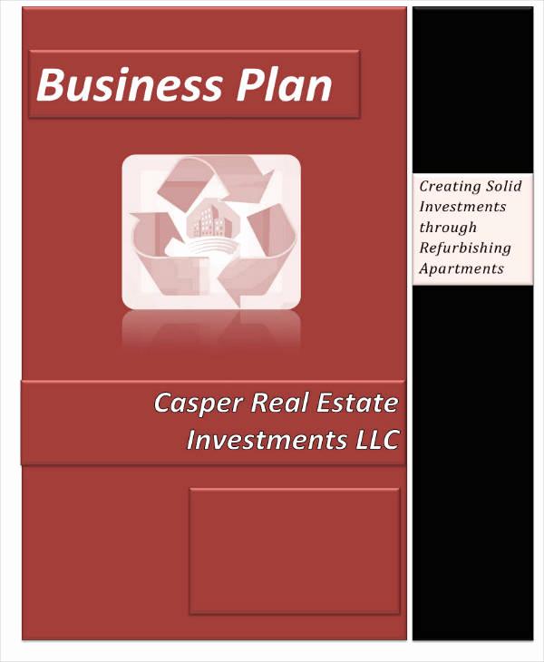 Google Docs Business Plan Template Beautiful 3 Rental Property Business Plan Templates Pdf Google