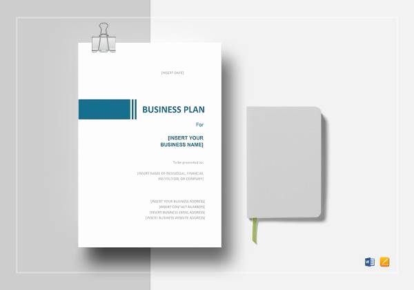 Google Docs Business Plan Template Best Of 9 Sample Sba Business Plan Templates
