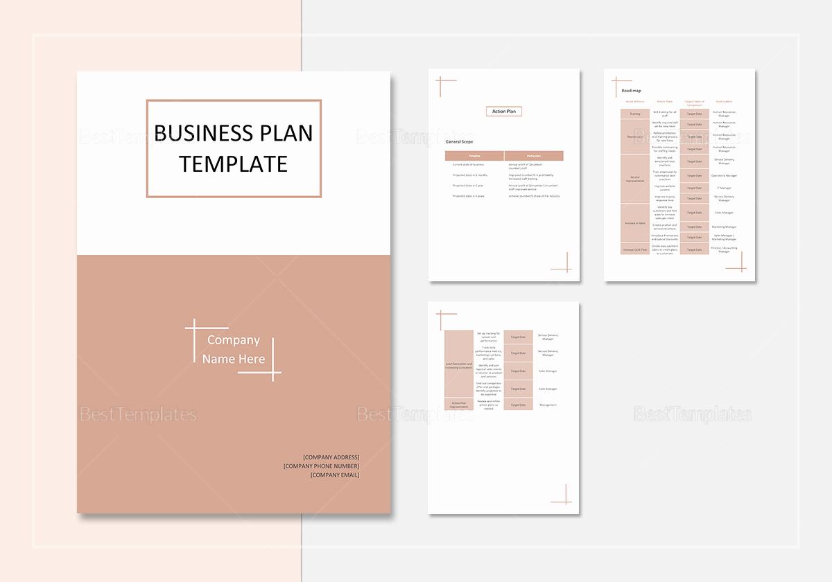 Google Docs Business Plan Template Luxury Business Plan Template In Word Google Docs Apple Pages