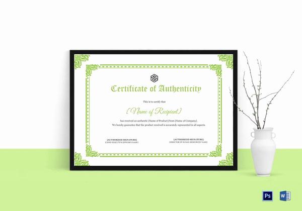 Google Docs Certificate Template Elegant Certificate Template 50 Printable Word Excel Pdf Psd