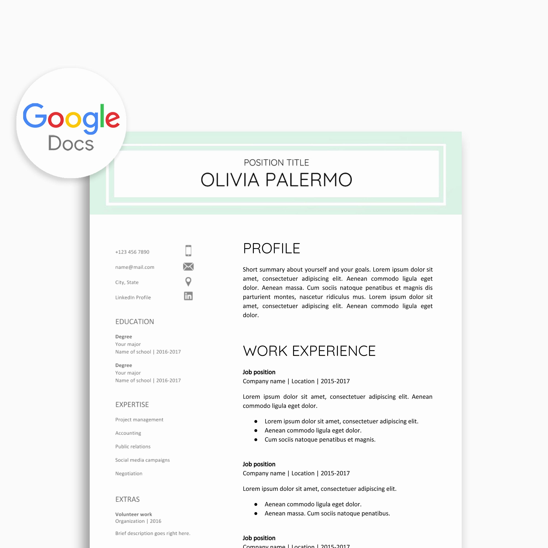 Google Docs Letter Template Inspirational Cv Sjabloon Voor Google Docs Motivatiebrief Sjabloon Cv