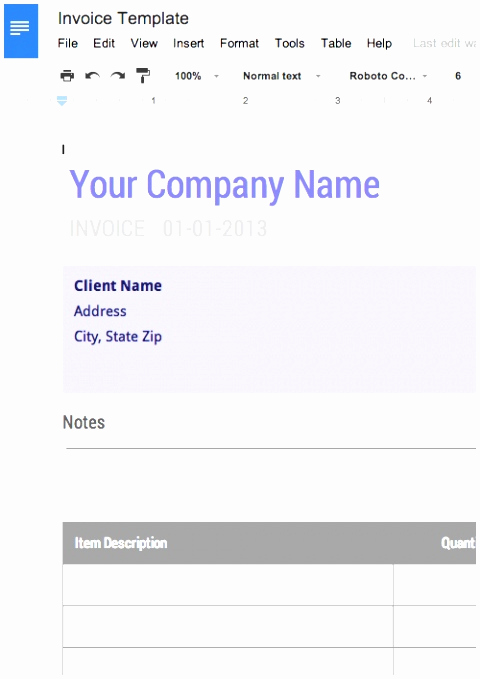 Google Docs Letter Template New 5 Google Docs Note Card Template Rurii