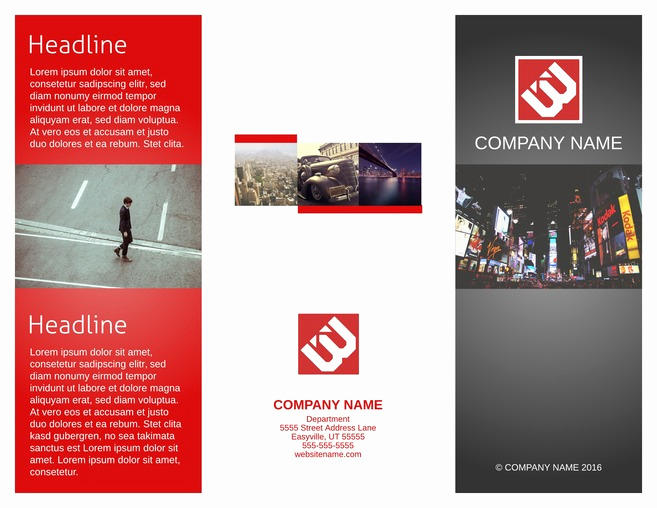 Google Docs Pamphlet Template Unique 6 Panel Brochure Template Google Docs
