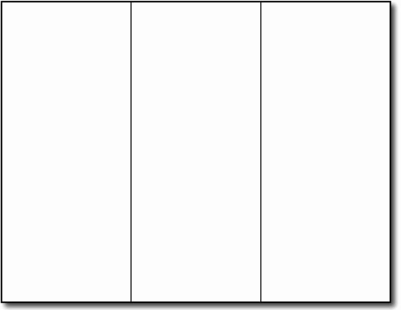 Google Drive Brochure Template Elegant Tri Fold Brochure Template for Google Slides