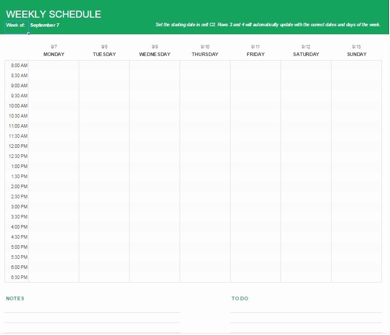Google Sheets Schedule Template Luxury Google Sheets Schedule Template Ten Clarifications