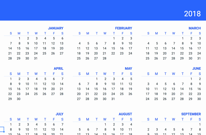 Google Sheets Schedule Template New 20 Free Google Sheets Business Templates to Use In 2018