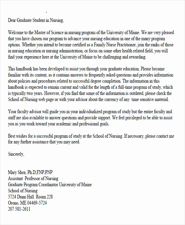 Graduate School Letter Of Intent Inspirational 53 Letter Of Intent formats