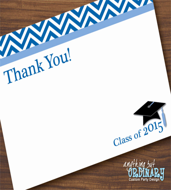 Graduation Thank You Letter Elegant 15 Graduation Thank You Notes – Free Sample Example