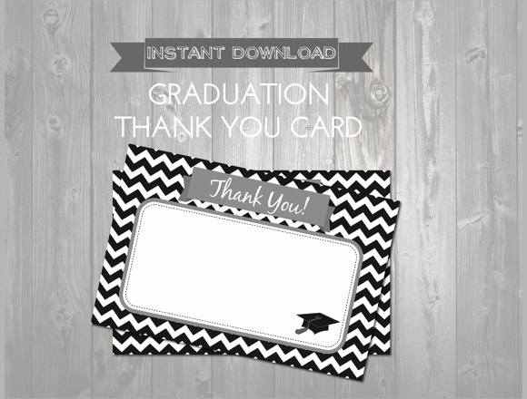 Graduation Thank You Letter Fresh 7 Sample Graduation Thank You Notes
