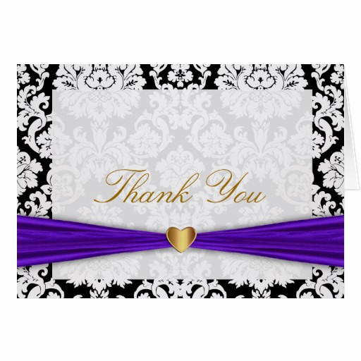 Graduation Thank You Notes Beautiful Gold Heart Graduation Thank You Note Cards