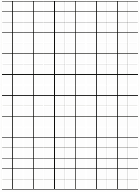 graph paper template