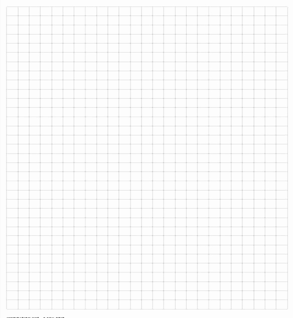 Graph Paper Template Word New 11 Grid Paper Templates Free Sample Example format