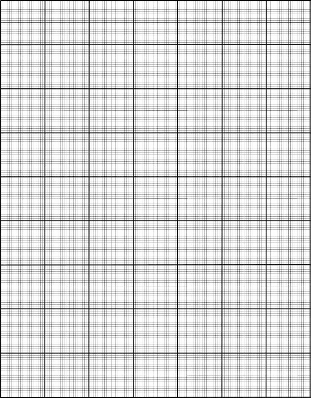 Graph Paper Template Word New 20 Square Per Inch Graph Paper for Graphic Applications