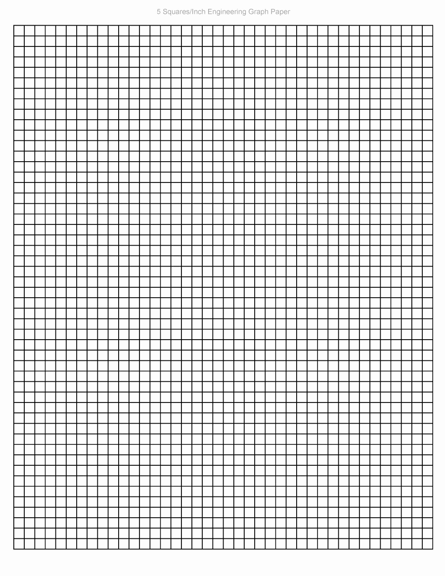 Graph Paper Template Word New 30 Free Printable Graph Paper Templates Word Pdf