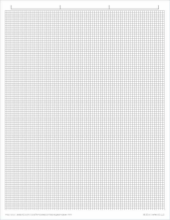 Graph Paper Template Word New Full Page Graph Paper Template