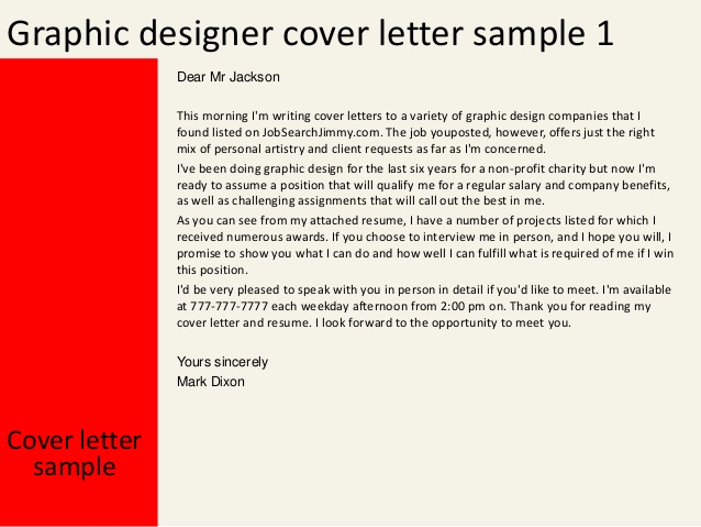 Graphic Design Cover Letter Examples Best Of Graphic Designer Cover Letter