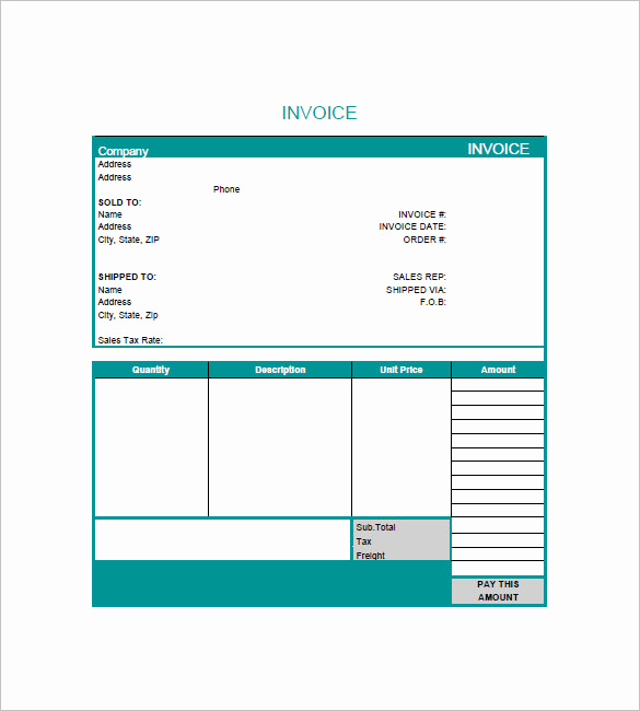 Graphic Design Invoice Template Best Of 7 Graphic Design Invoice Templates Doc Pdf