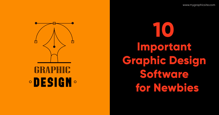 Graphic Design software List Awesome 10 Important and Basic Graphic Design software List for