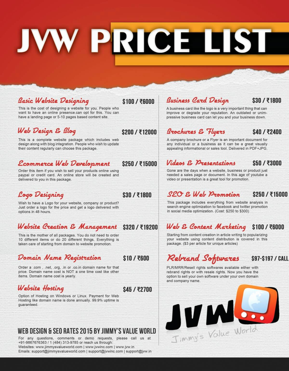 Graphic Design software List Awesome Jvw Vadodara