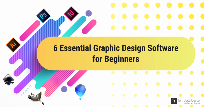 Graphic Design software List Best Of top 6 Essential Graphic Design software for Beginners