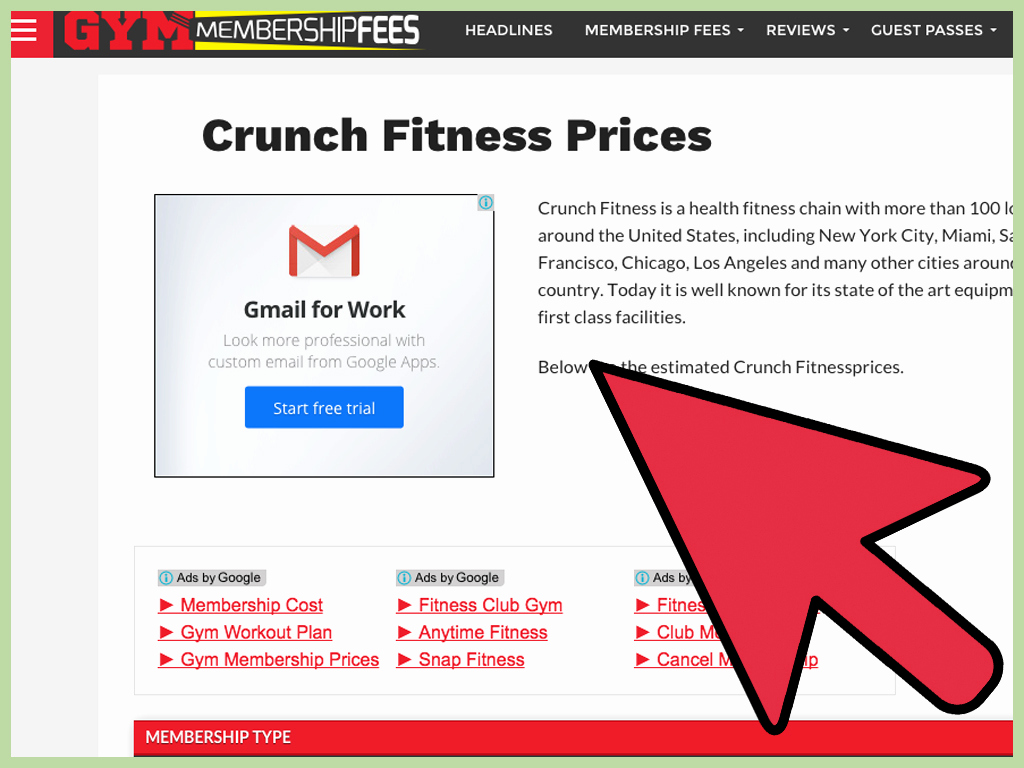 Gym Membership Cancellation Letter Awesome 4 Ways to Cancel Your Crunch Membership Wikihow