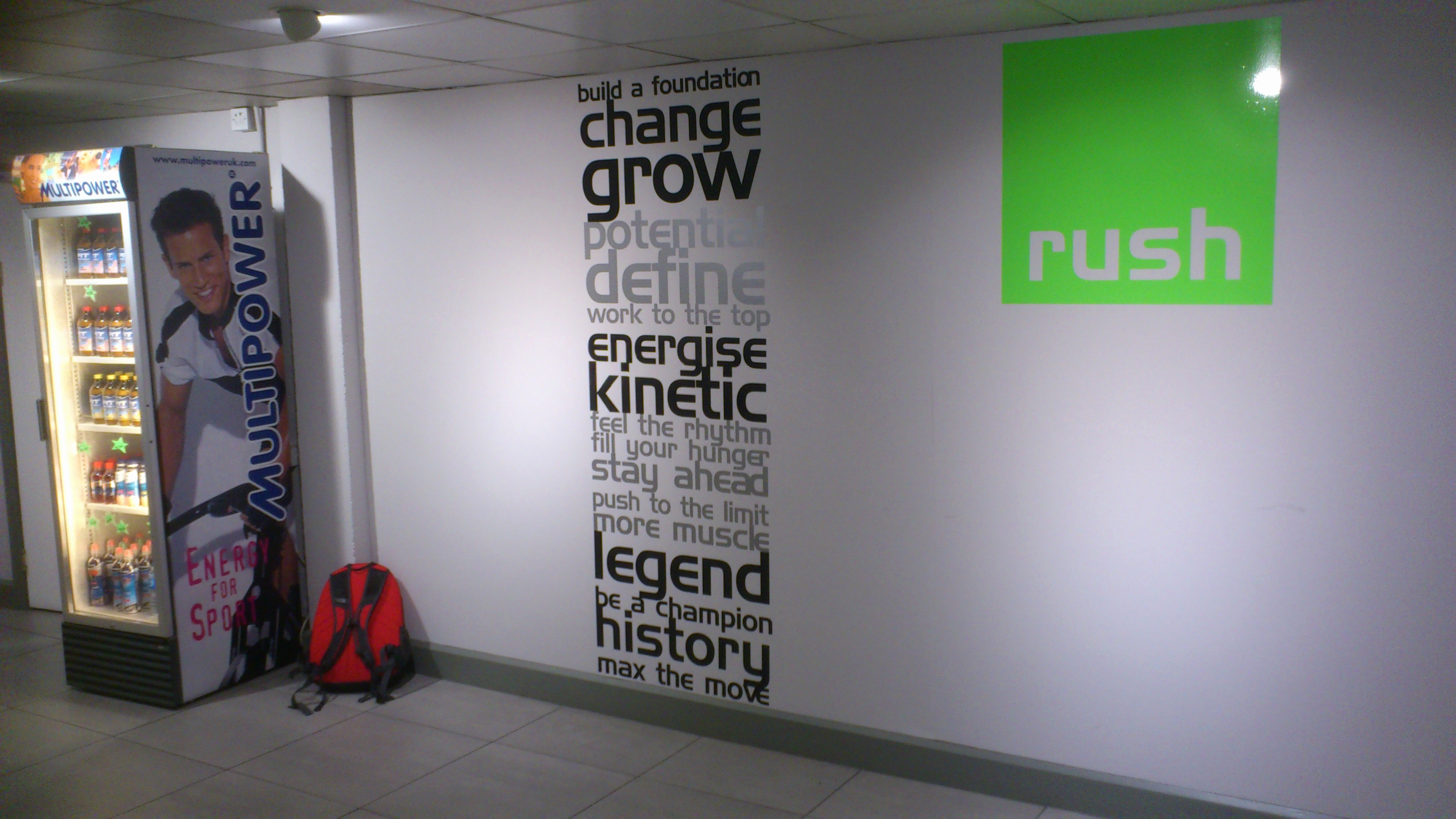 Gym Membership Cancellation Letter Awesome Rush Gym Uxbridge Ruislip Signs and Graphics