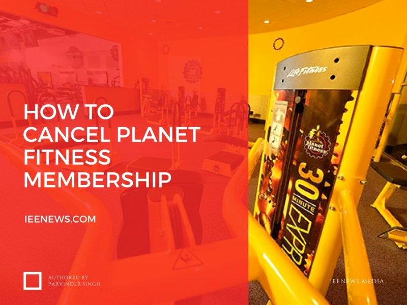 Gym Membership Cancellation Letter Beautiful How to Cancel Planet Fitness Membership Ieenews