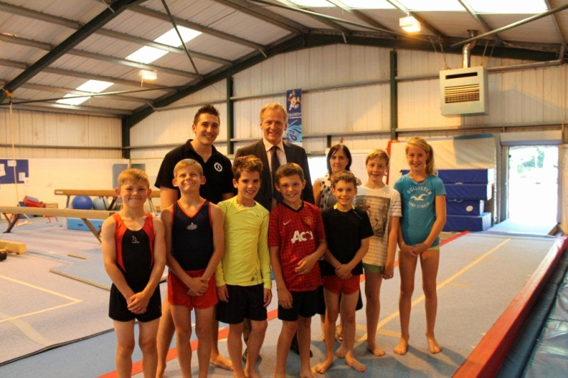 Gym Membership Cancellation Letter Fresh Dr Phillip Lee Mp Visits the Pinewood Gymnastics Club Dr