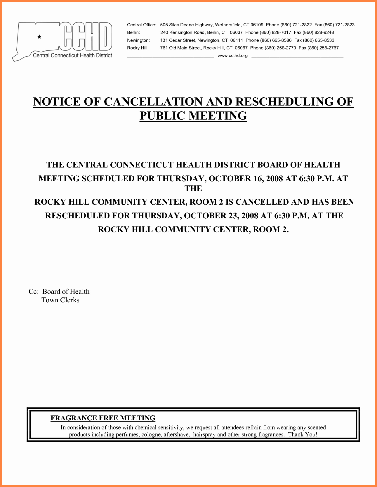 Gym Membership Cancellation Letter Unique 9 Cancellation Notices Examples