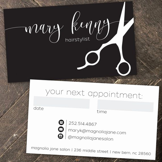 Hair Salon Buisness Cards Awesome 25 Best Ideas About Hairstylist Business Cards On