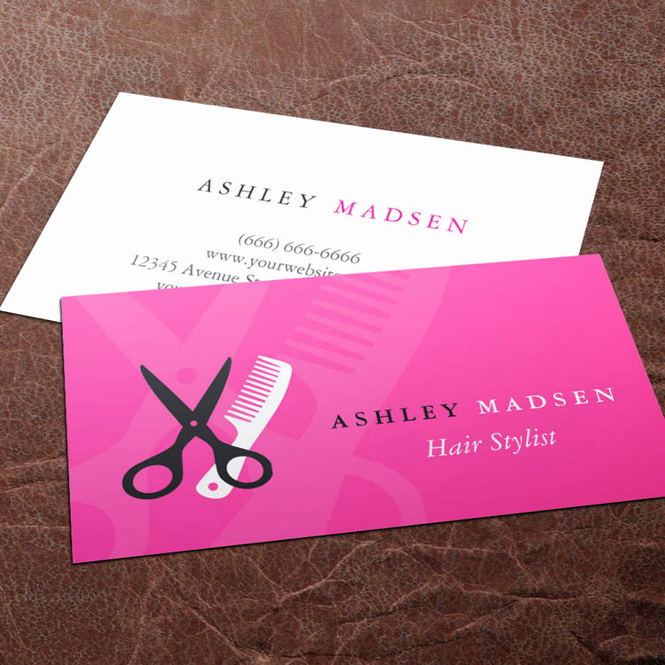 Hair Salon Buisness Cards Best Of 300 Creative and Inspiring Business Card Designs Page4