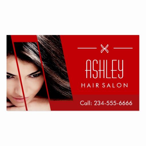 Hair Salon Business Cards Best Of Hair Stylist Business Card Templates Standard Size