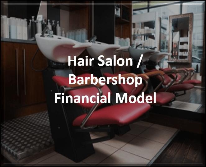 Hair Salon Business Plan Awesome Hair & Beauty Salon Financial Business Plan