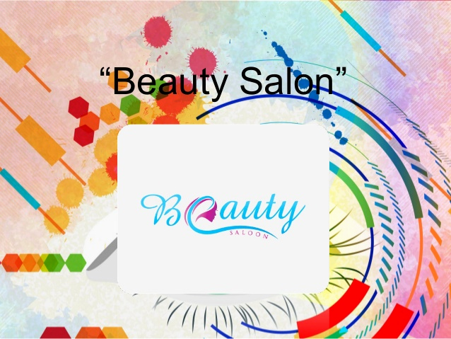 "Hair Salon Business Plan New Business Plan Presentation "" Beauty Salon Parlor"