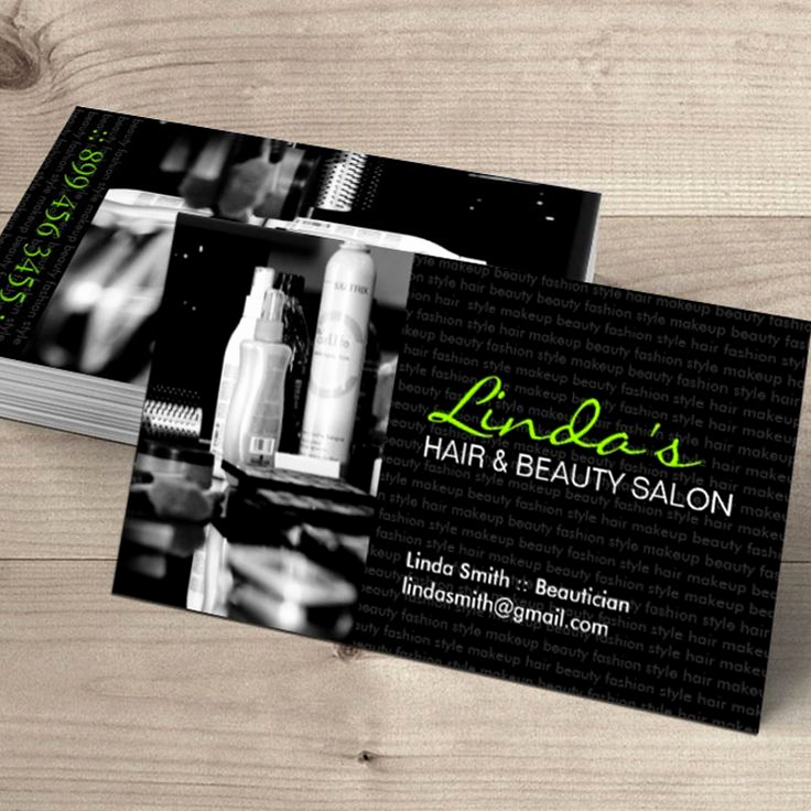 Hair Salons Business Cards Awesome 17 Best Images About Hair Salon Business Card Templates On