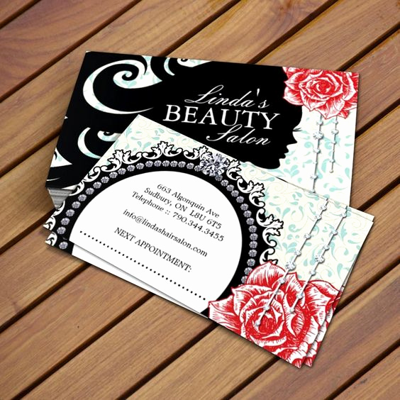 Hair Salons Business Cards Awesome Fully Customizable Hair Salon Business Card Templates