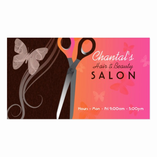 Hair Salons Business Cards Best Of Hair Salon Business Cards