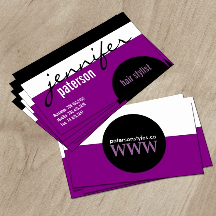 Hair Salons Business Cards Lovely 17 Best Images About Hair Salon Business Card Templates On