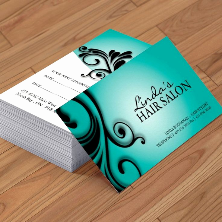 Hair Salons Business Cards Lovely 37 Best Hair Salon Business Card Templates Images On