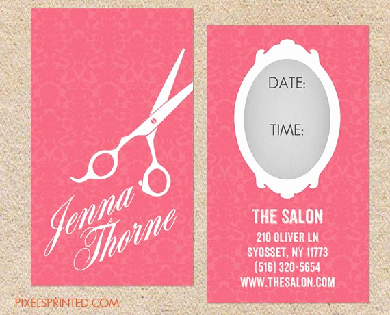 Hair Salons Business Cards New 1000 Ideas About Hairstylist Business Cards On Pinterest