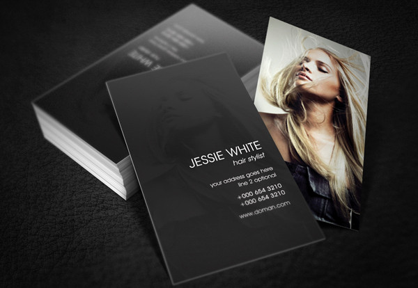 Hair Salons Business Cards New 89 Business Card Templates Pages Indesign Psd