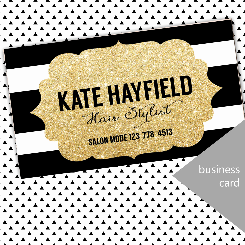 Hair Salons Business Cards Unique Hair Stylist Business Cards Boutique Business by