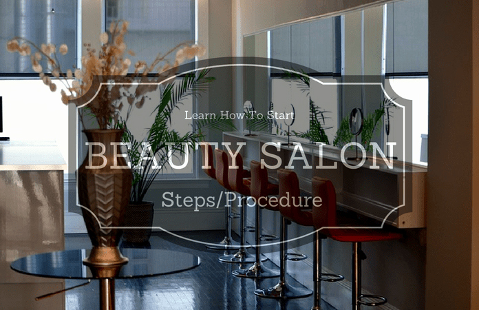 starting hair beauty salon business in india business plan steps procedure