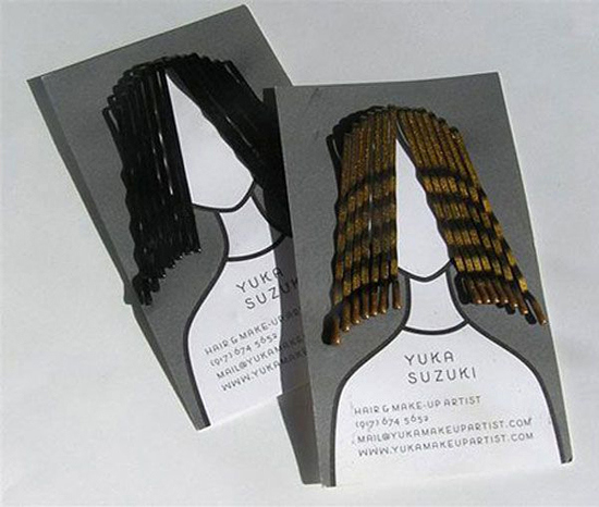 Hair Stylist Business Cards Best Of List Nation 52 Amazing Business Card Designs