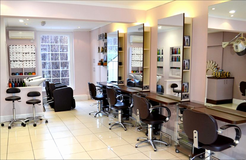 Hairdressing Salon Business Plan Awesome Hair Salon Business Plan Nigeria Business Plan