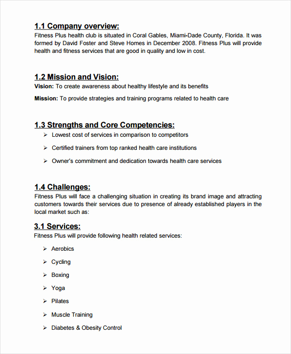Hairdressing Salon Business Plan Awesome Spa & Salon Business Plan Template 10 Free Sample