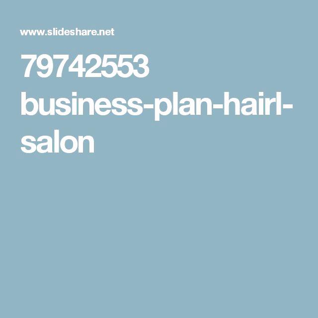 Hairdressing Salon Business Plan Luxury Best 25 Hair Salon Business Plan Ideas that You Will Like