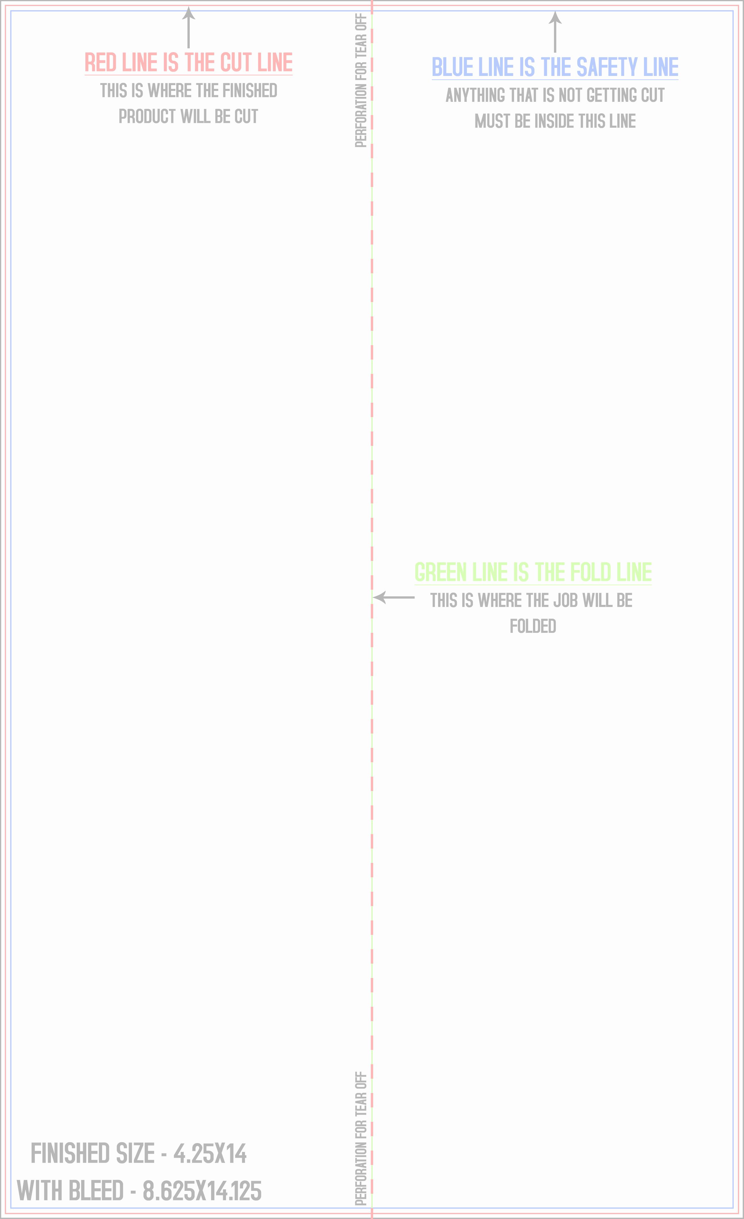 Half Fold Brochure Template Beautiful Brochure Half Fold & Perf On Fold Templates