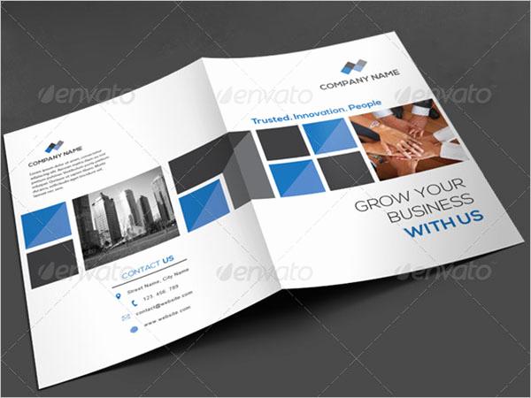 Half Fold Brochure Template Best Of 54 Half Fold Brochure Templates Free Word Psd
