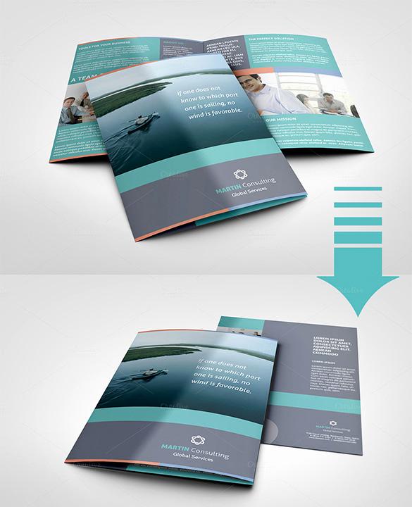 Half Fold Brochure Template Elegant 36 Half Fold Brochure Templates